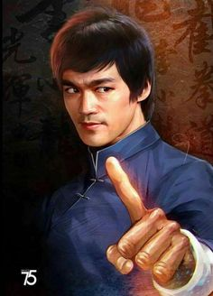 Bruce Lee Art, Bruce Lee Martial Arts, Bruce Lee Quotes, Brandon Lee, Eminem, Bruce Lee Pictures, Bruce Lee Family, Brothers Movie, Kung Fu Movies