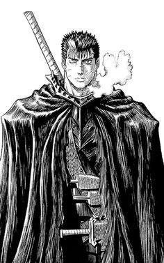 #Guts #Berserk #Manga