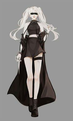 Anime Outfits, Girl Outfits, Cute Outfits, Cool Anime Girl, Anime Art Girl, Manga Girl, Fashion Design Drawings, Fashion Sketches, Kleidung Design