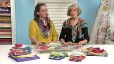 McCall's Quilting - YouTube- Quilt Alongs