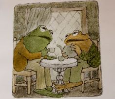 Frog and Toad  Lobel-Arnold