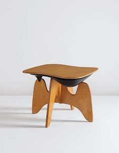"ISAMU NOGUCHI Rare ""Chess Table,"" model no. IN-61, circa 1947-1949"