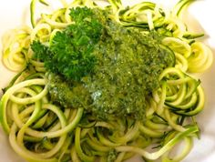 Gluten-Free Recipe: Detoxifying 3-Herb Pesto - mindbodygreen.com
