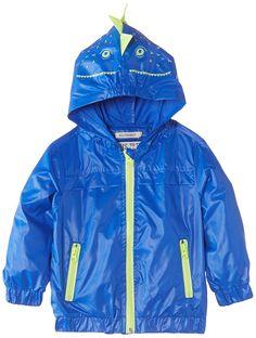 Billybandit V26007 - Manteau imperméable - Garçon - Bleu (Bleu Vif) - FR: 24 mois (Taille fabricant: 2 ans): Amazon.fr: Vêtements et accessoires