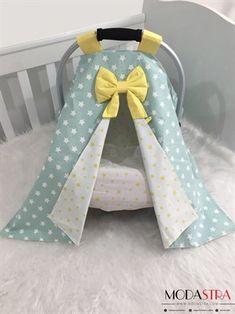 Modastra Yeşil Sarı Yıldız Desenli Puset Örtüsü + İç Kılıfı Breastfeeding Cover, Mattress Covers, Baby Essentials, Cloth Diapers, Mom And Baby, Baby Room, Baby Car Seats, Baby Gifts, Sewing Projects