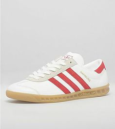 adidas Originals Hamburg: Initially released in 1982 as part of adidas' now legendary City Series, the adidas Originals Hamburg returns two decades after its steady rise to becoming one of the most popular street-ready silhouettes during the football-casual movement through Europe in the early 80s.