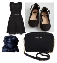 """A funeral "" by diva-kay ❤ liked on Polyvore featuring Michael Kors"