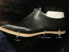 Here is a tutorial I posted before to thehcc.org, but I decided to save it here as well. These are one version to make the bevelled waist and fiddleback on a shoe. As you can recognise – the …