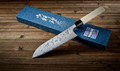Masakage Shimo - Santoku  #shimo #chefknife #cooking #japanese #masakage #santoku