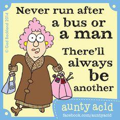 Aunty Acid Men