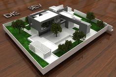 #Edificios #Moderno #Exterior #Dibujos #Fachada