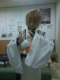 Uploaded by Pauline Brookes. Find images and videos about cute, saiyuki and hiroki suzuki on We Heart It - the app to get lost in what you love. Stage Play, Cute Images, Find Image, We Heart It, Author, Rock, Music, Skirt, Writers
