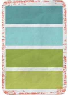 blue/green color scheme
