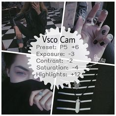 Instagram media by filters.vsco - Another grunge filter. -- Pic creds to their original owners. --