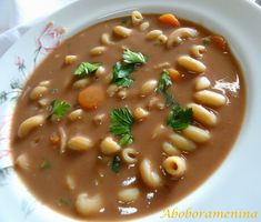 Soup Recipes, Diet Recipes, Cooking Recipes, Vegan Recipes, Red Rice Recipe, Portuguese Recipes, Home Food, Easy Cooking, I Love Food