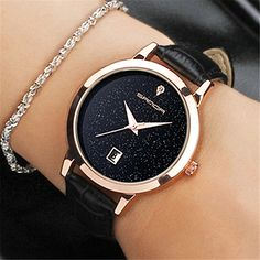 Cheap montre brand, Buy Quality montre fashion directly from China montre femme Suppliers: SANDA 2017 Fashion Wrist Watch Women Watches Ladies Luxury Brand Famous Quartz Watch Female Clock Relogio Feminino Montre Femme Stylish Watches, Luxury Watches, Watches For Men, Women's Watches, Jewelry Watches, Watches Online, Ladies Watches, Wrist Watches, Romantic Woman