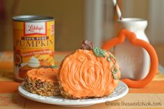 The Sweet Chick: Maple Pumpkin Rice Krispie Treats