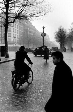 Elliott Erwitt, Paris 1952