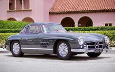 1955 Mercedes-Benz 300 SL Gullwing | Gooding & Company