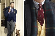 I heart the Ralph Lauen style.  Nantucket, Nautical, Ivy League, Polo kind of style.
