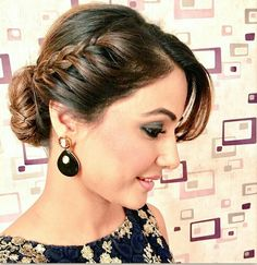 Unseen pic of #hinakhan from an event Mumbai Global Awards..