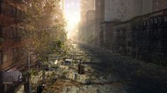 Abandoned City by Manged.deviantart.com on @deviantART