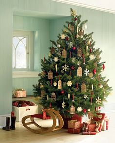 I really want a real tree this year!!