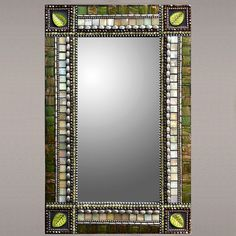 Love this mirror! Wonder if I could make one?