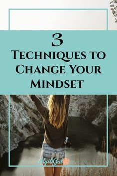 Shift your mindset by using these effective techniques. I have tried and tested these techniques and given great results in my life. Read to know more! Negative Thoughts, Positive Thoughts, Life Skills, Life Lessons, Life Tips, Your Best Life Now, Growth Mindset Posters, Good Mental Health, Change Your Mindset
