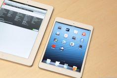 Apple unveils iPad Mini and fourth-gen iPad (pictures) - CNET Reviews via @CNET