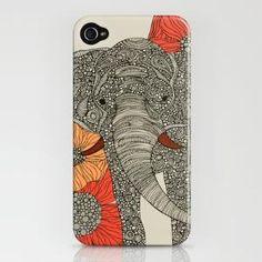 The Elephant iPhone Case - Print Shop