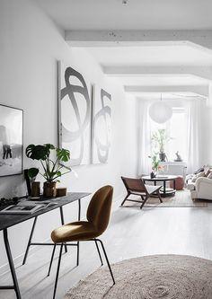 How to Master the Art of the Moodboard - Dear Designer Decor, Room, Interior, Home, Home Deco, Living Room Decor Modern, Scandinavian Interior, Living Room Decor Inspiration, Minimal Decor