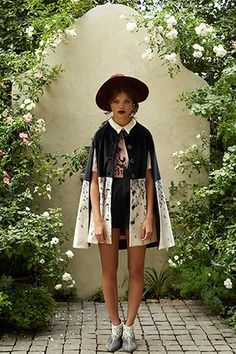Sretsis' Whimsical, Gothic Collection Sets Our Hearts Aflutter #refinery29  http://www.refinery29.com/sretsis#slide-10  ...