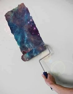 Galxy paint strip