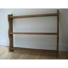 houten pronkrek