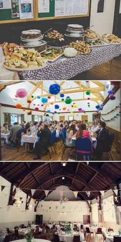 The bottom photo is Hatton! Good blog article about making the most of your village hall.