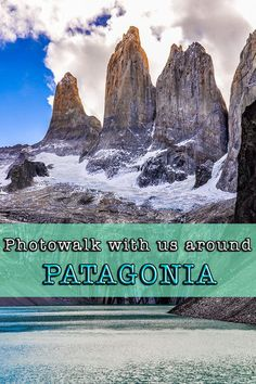 Patagonia, most Southern part of South America, shared between Argentina - a land with wonderful landcapes. Explore Patagonia through our photos.