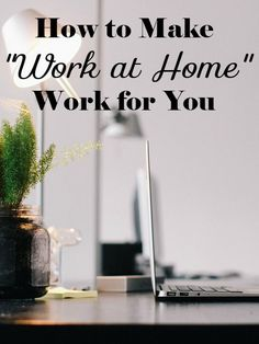 Increase your productivity and stay focused on tasks when you work at home. These are things that I have found helpful as a work at home freelance writer. time management work from home time management