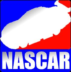 NASCAR Red, White, and Blue Logo by josh_kosters, via Flickr