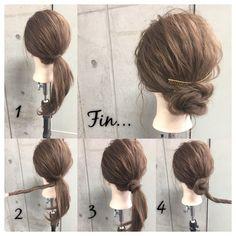 "♡LOVE UP HAIR♡""大人ホリデーアレンジ""のトップ5作品が決定♪|【HAIR】"