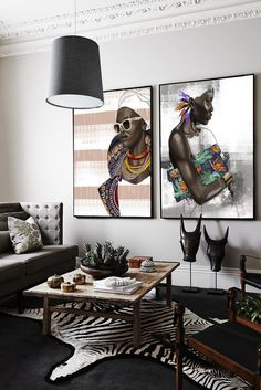 [New] The 10 Best Home Decor (with Pictures) - African decor on its own is always ethnic and exotic . African Living Rooms, African Room, Living Room Designs, Living Room Decor, Decor Room, Interiores Art Deco, African Interior Design, Ethnic Decor, African Home Decor