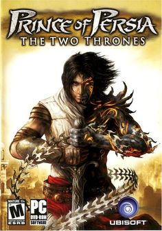 PRINCE OF PERSIA - TWO THRONES (DVD-ROM) FOR WINDOWS