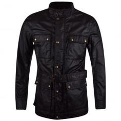 Belstaff Mahogany Waxed Roadmaster Jacket. Available now at www.brother2brother.co.uk