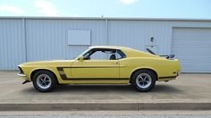 1969 Ford Mustang Boss 302 Fastback 302 CI, 4-Speed presented as lot S87 at Dallas, TX 2015 - image2