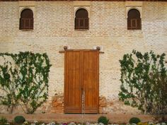 Islamic influenced architecture at the Alhambra, Granada, Spain. http://travelproject.com.au