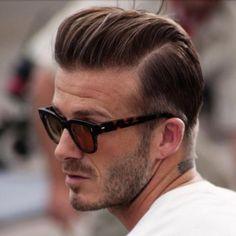 David Beckham lookin fly. Please follow! #menshair #men #hair