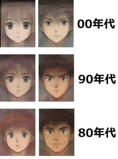 anime 80s style - Google zoeken