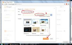 Redirecting your .info domain to your Blogger with ease
