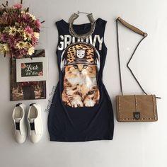 Outono/Inverno 🍂🍂  Vestido Alexia R$139,90  Compras on line:  www.estacaodamodastore.com.br