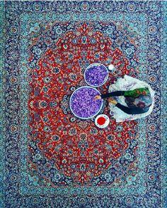 Saffron - Golden Spice of Iran <3